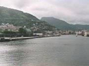 Bergen - from the outer harbour